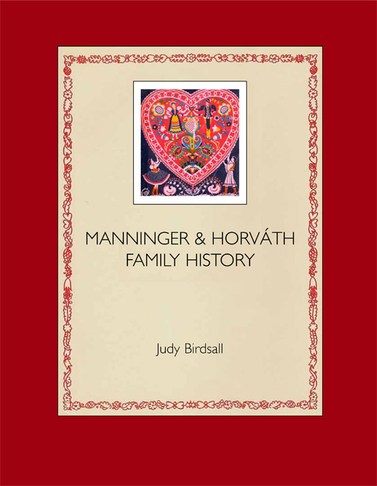 Manninger and Horvath Cover